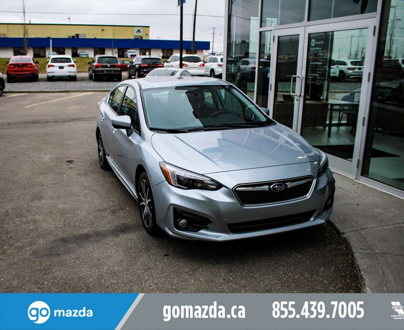 2017 Subaru Impreza for sale in Edmonton, Alberta
