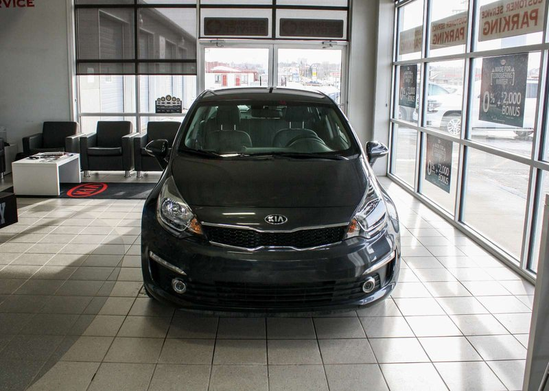 2017 Kia Rio for sale in Brandon, Manitoba