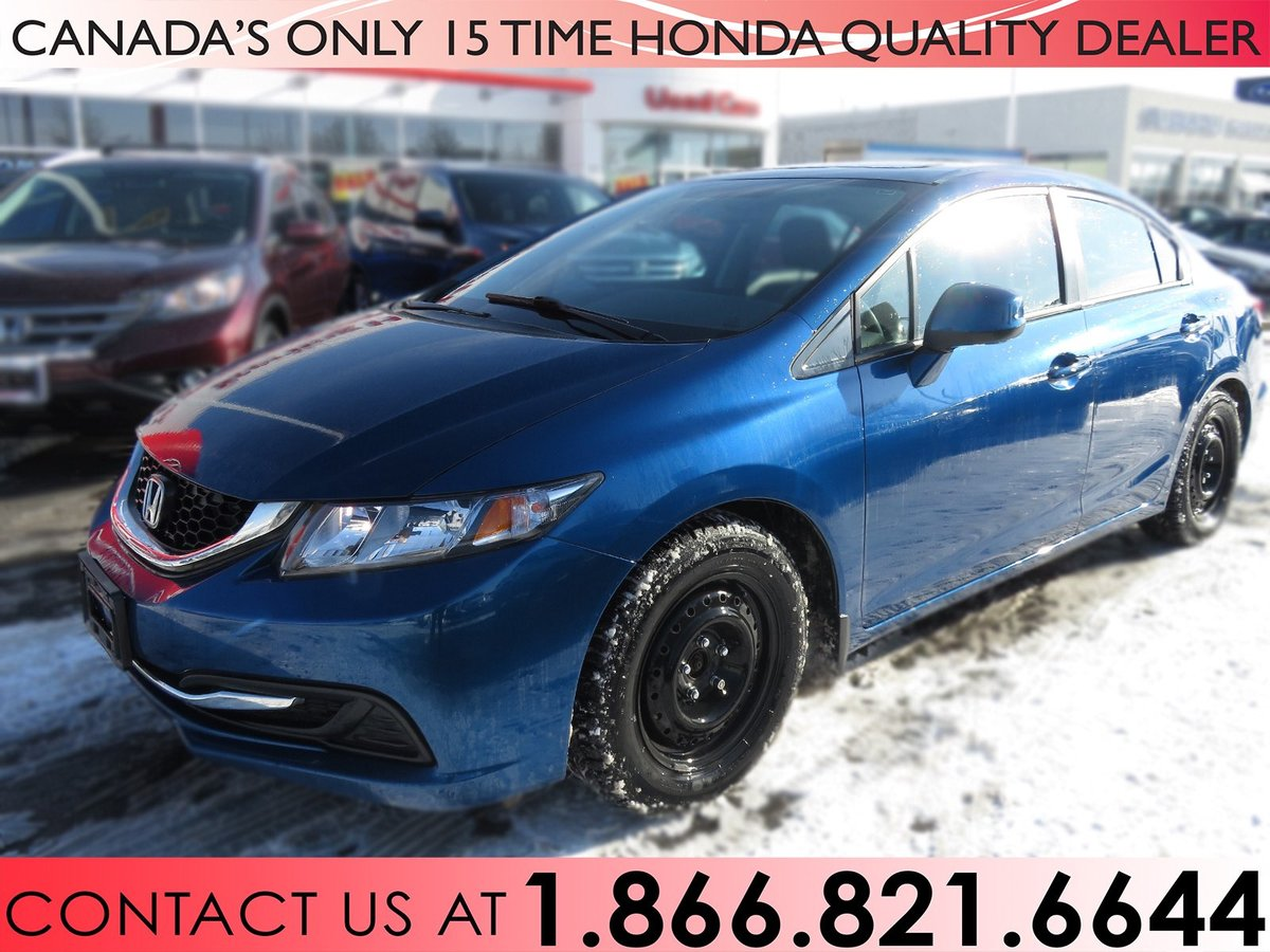 2013 Honda Civic for sale in Hamilton, Ontario