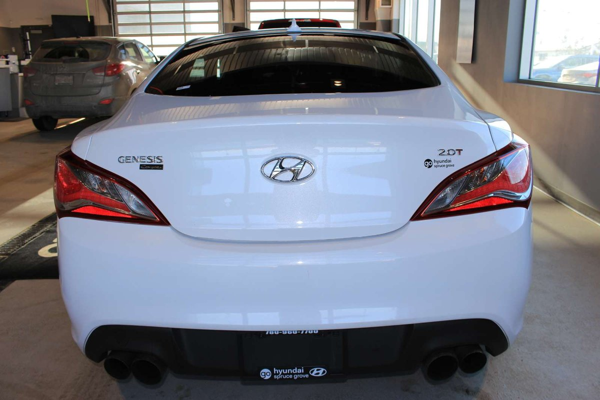 2014 Hyundai Genesis Coupe for sale in Spruce Grove, Alberta