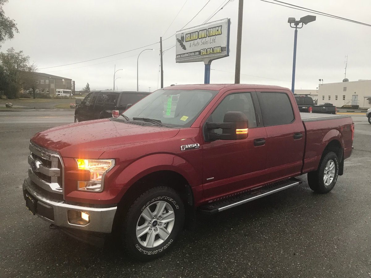 2017 ford f 150 for sale in campbell river. Black Bedroom Furniture Sets. Home Design Ideas