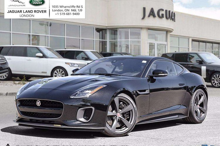 New 2018 Jaguar F TYPE 400 Sport London tario