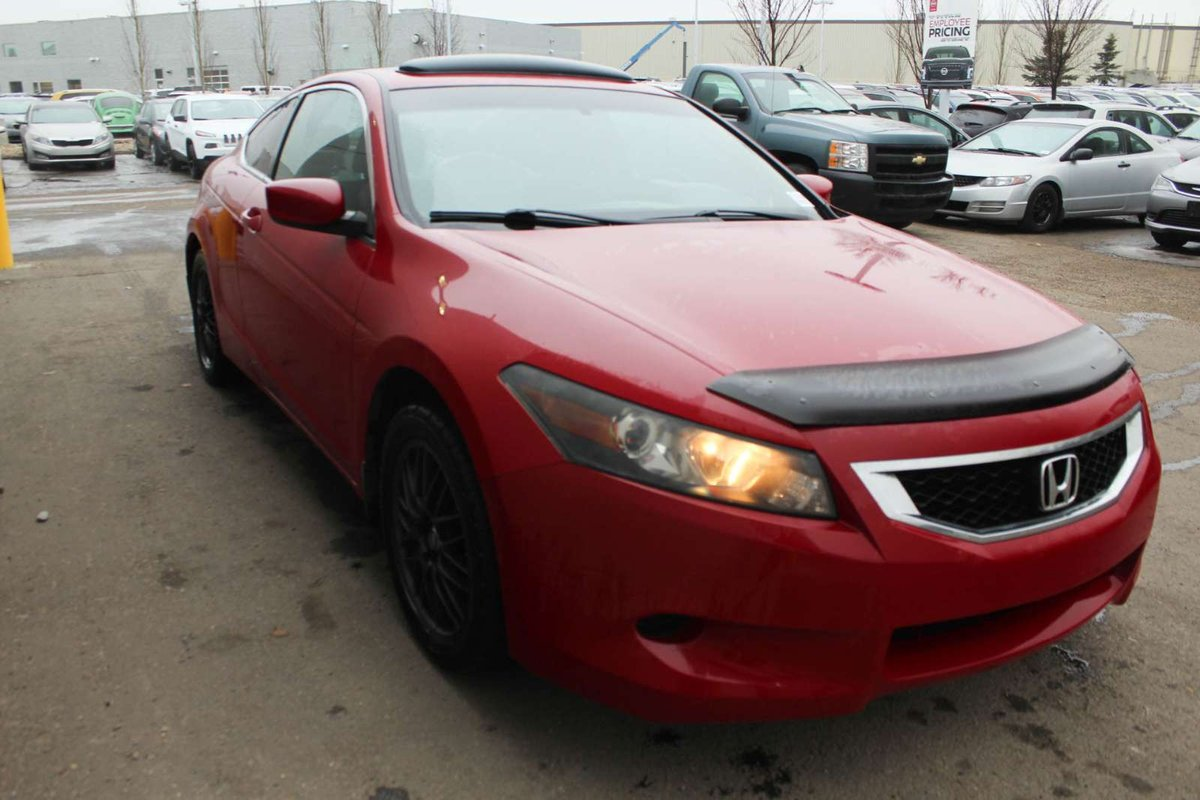 2008 Honda Accord for sale in Edmonton, Alberta