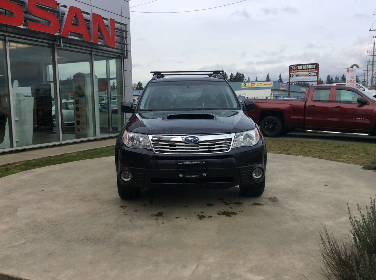 2009 Subaru Forester for sale in Campbell River, British Columbia