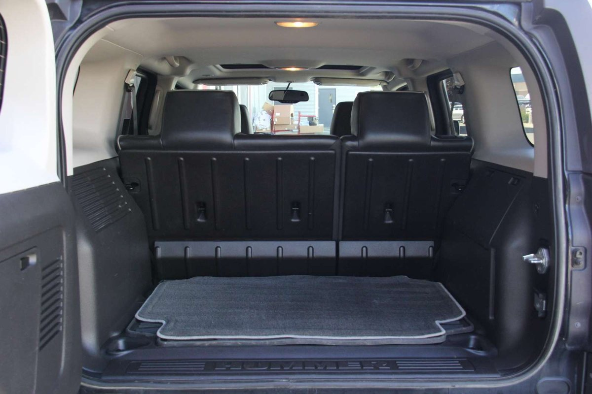 2007 Hummer H3 for sale in Kamloops, British Columbia