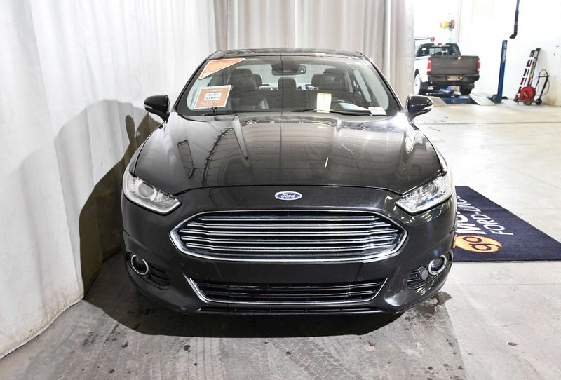 2015 Ford Fusion for sale in Red Deer, Alberta