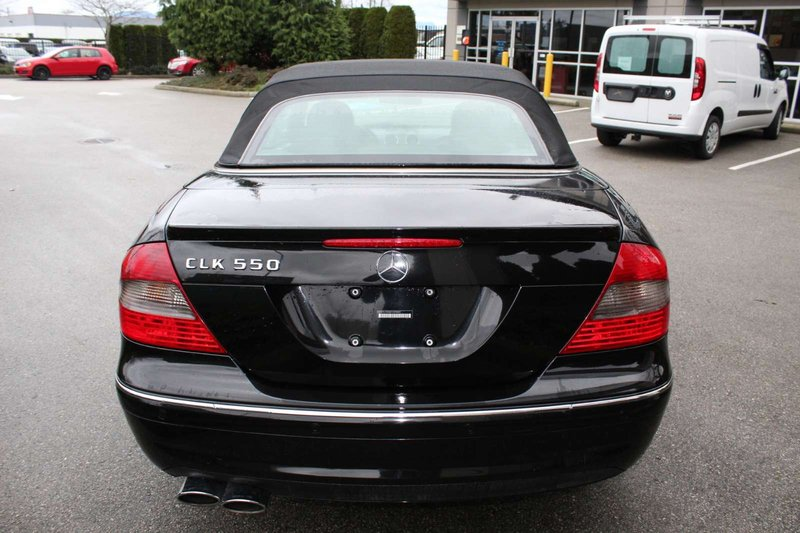 2008 Mercedes-Benz CLK for sale in Langley, British Columbia