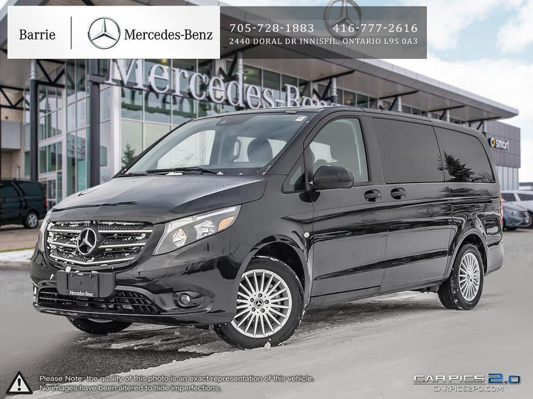 4c60b7004d3ef1 ... 2018 Mercedes-Benz Metris Passenger Van for sale in Innisfil