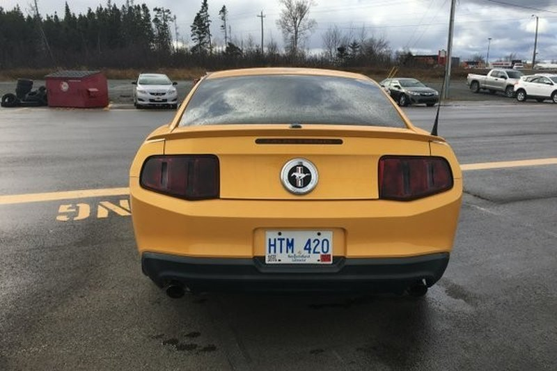 2012 Ford Mustang for sale in Gander, Newfoundland and Labrador