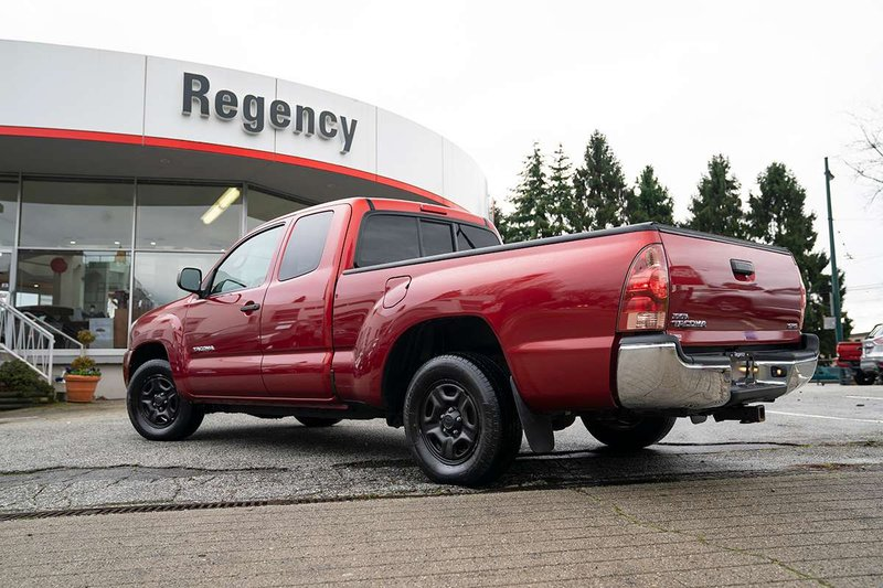 2008 Toyota Tacoma for sale in Vancouver, British Columbia