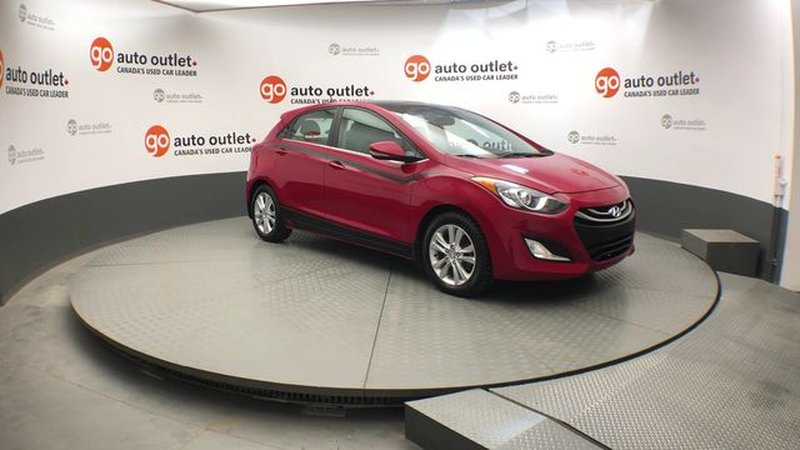 2013 Hyundai Elantra GT for sale in Edmonton, Alberta
