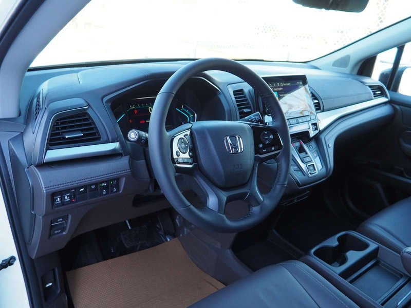 2019 Honda Odyssey for sale in Edmonton, Alberta
