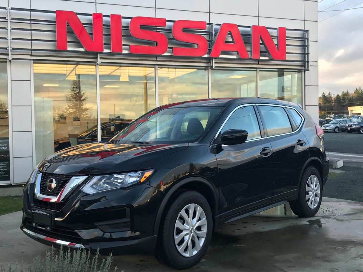 Nissan Campbell River >> 2019 Nissan Rogue For Sale In Campbell River