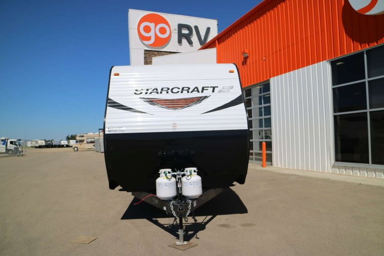 2019 Starcraft AUTUMN RIDGE OUTFITTER 27RLI Only $163 biweekly OAC. New Travel Trailer RV, sleeps 5-6!  for sale in Leduc, Alberta
