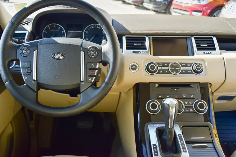 2013 Land Rover Range Rover Sport for sale in Kelowna, British Columbia