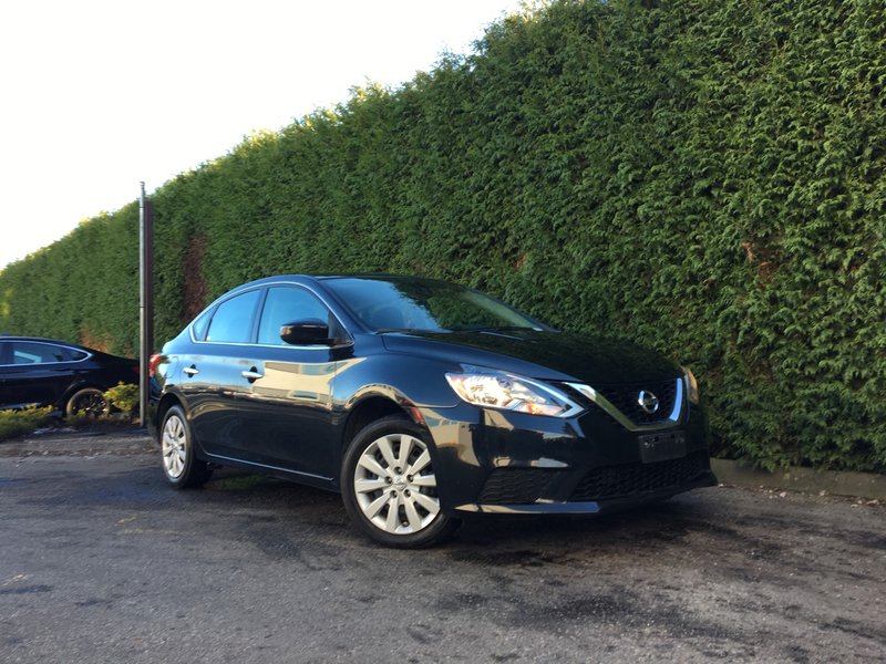 2016 Nissan Sentra for sale in Surrey, British Columbia