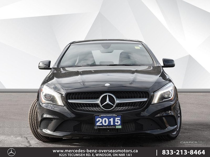 2015 Mercedes-Benz CLA for sale in Windsor, Ontario