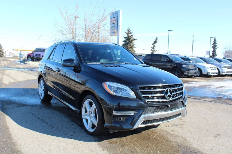 2014 Mercedes-Benz M-Class for sale in Edmonton, Alberta
