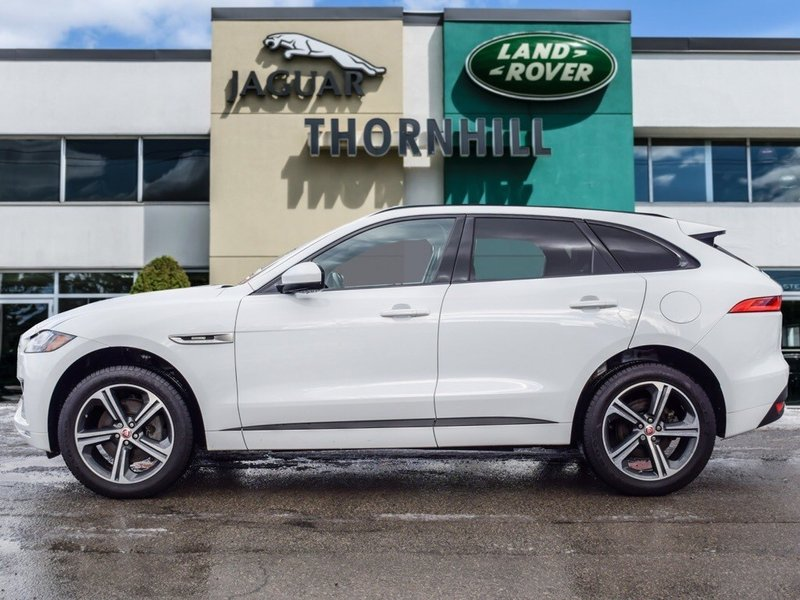 2017 Jaguar F-PACE for sale in Thornhill, Ontario