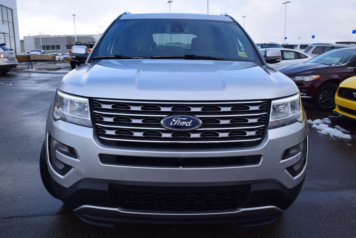 2017 Ford Explorer for sale in Peace River, Alberta