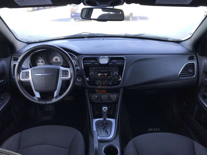 2012 Chrysler 200 for sale in St. John's, Newfoundland and Labrador