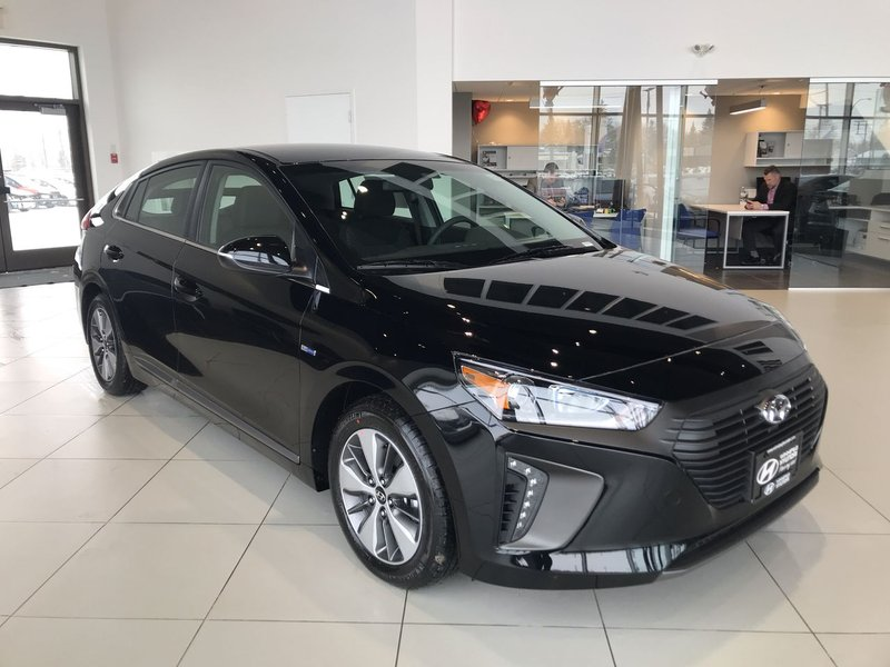 2019 Hyundai IONIQ Electric Plus for sale in Winnipeg, Manitoba