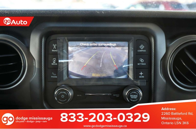 2019 Jeep Wrangler Unlimited for sale in Mississauga, Ontario
