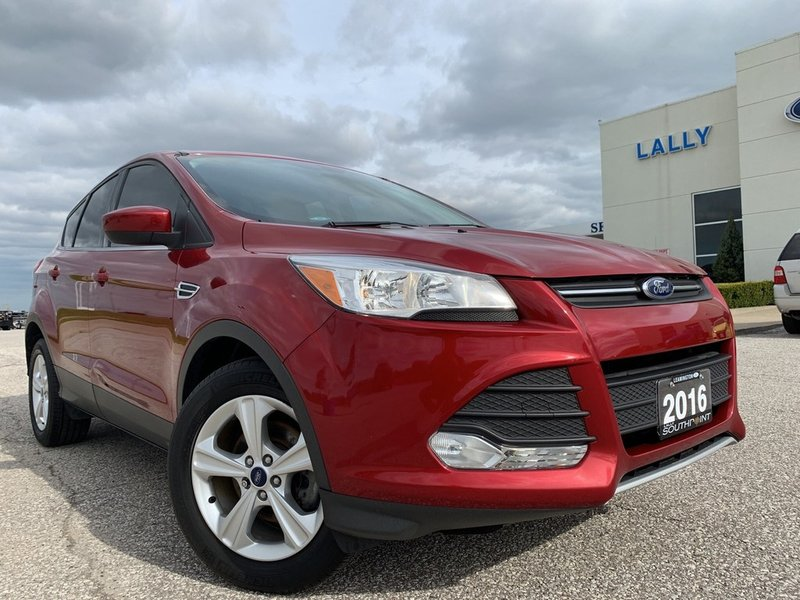 2016 Ford Escape for sale in Leamington, Ontario