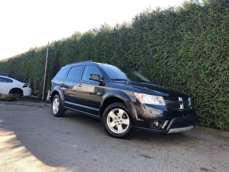 2011 Dodge Journey for sale in Surrey, British Columbia