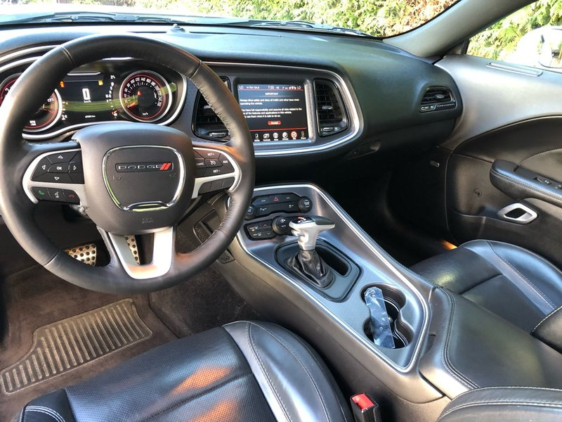 2016 Dodge Challenger for sale in Surrey, British Columbia