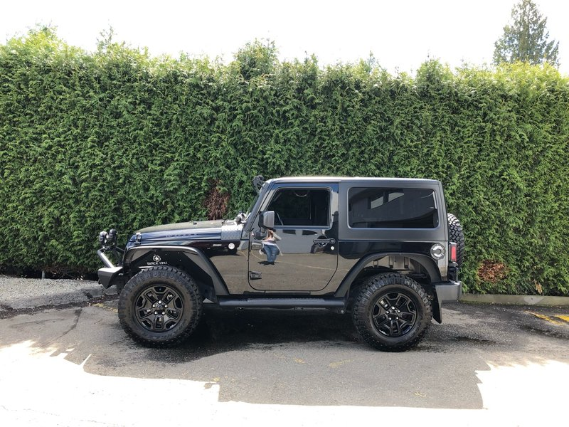 2016 Jeep Wrangler for sale in Surrey, British Columbia