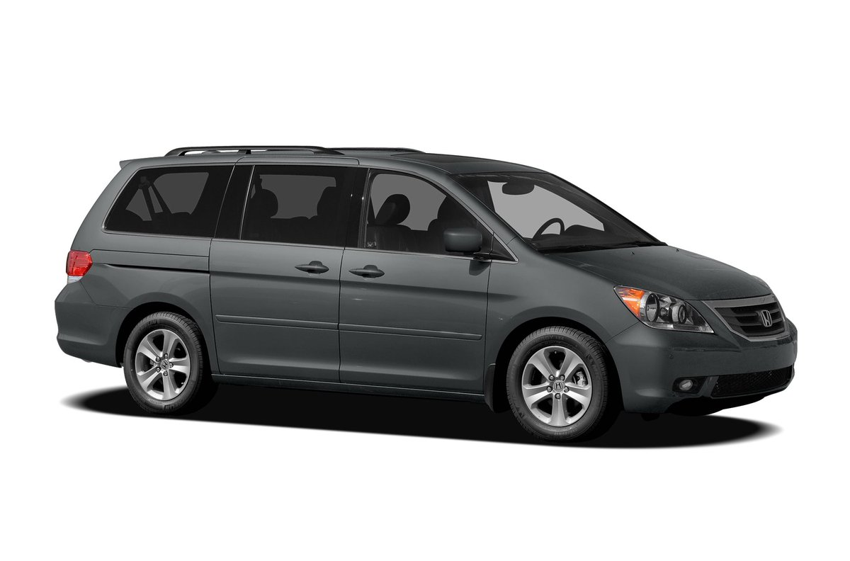 2010 Honda Odyssey for sale in Campbell River, British Columbia