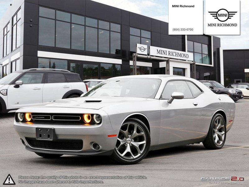 2015 Dodge Challenger for sale in Richmond, British Columbia
