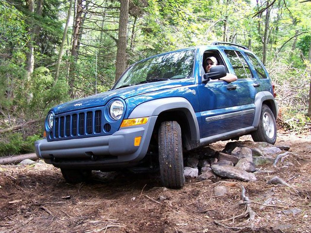 2007 jeep liberty for sale in campbell river. Black Bedroom Furniture Sets. Home Design Ideas
