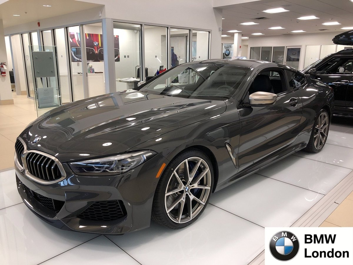 Bmw London Ontario >> 2019 Bmw 8 Series For Sale In London