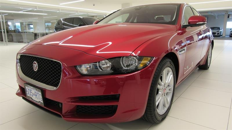 2018 Jaguar XE for sale in Richmond, British Columbia