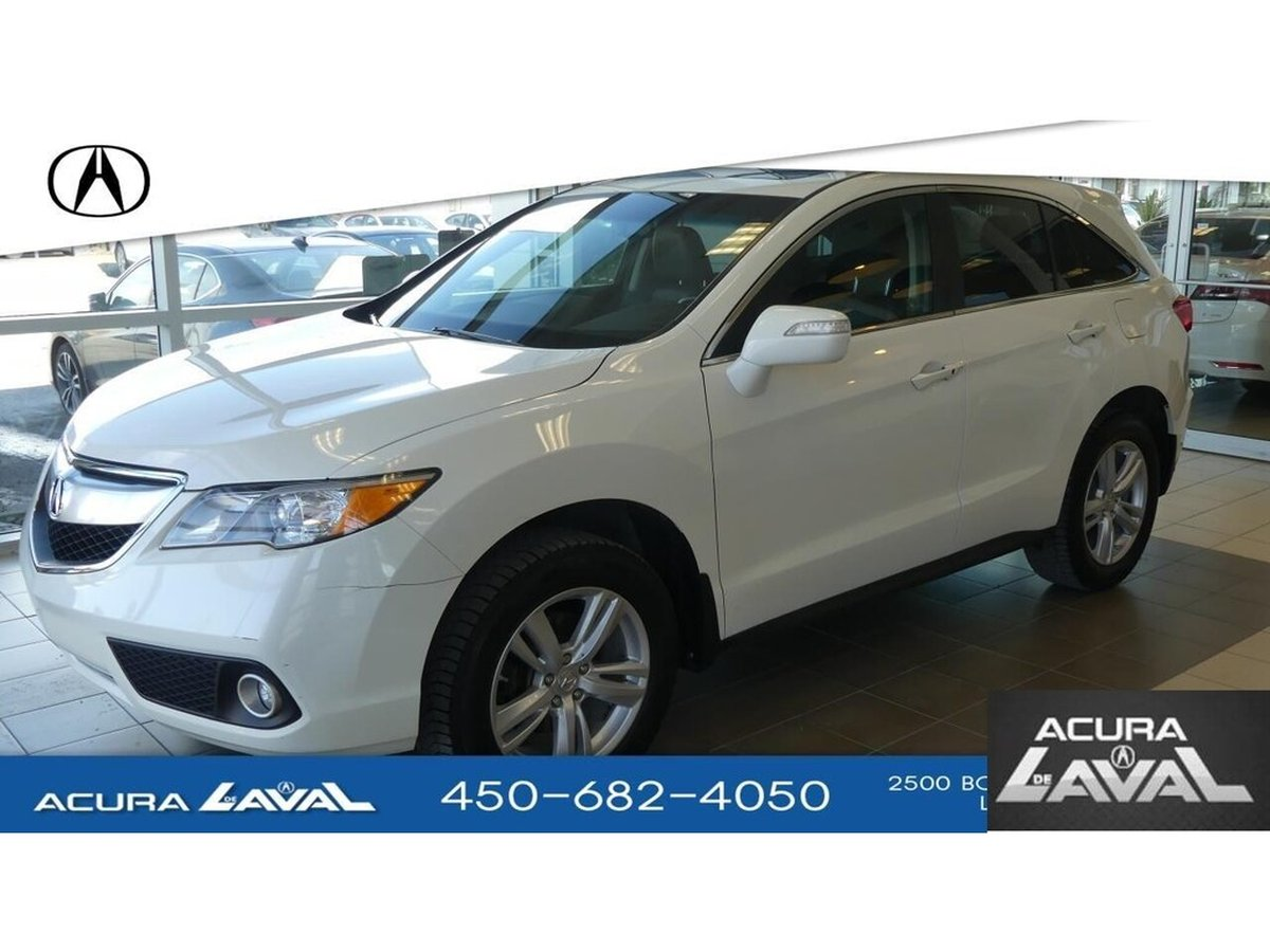 2015 Acura Rdx For Sale >> 2015 Acura Rdx For Sale In Laval