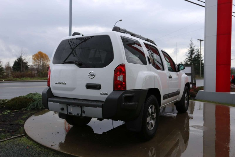2010 Nissan Xterra for sale in Campbell River, British Columbia