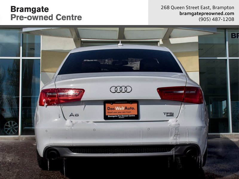 2015 Audi A6 for sale in Brampton, Ontario