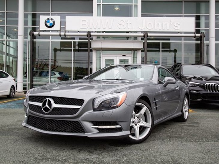 2013 Mercedes Benz Sl For Sale In St John S