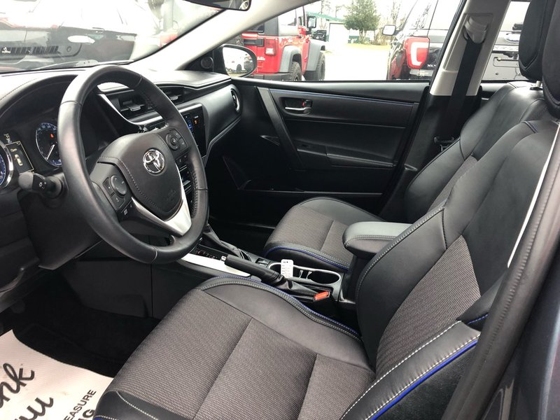 2017 Toyota Corolla for sale in Campbell River, British Columbia