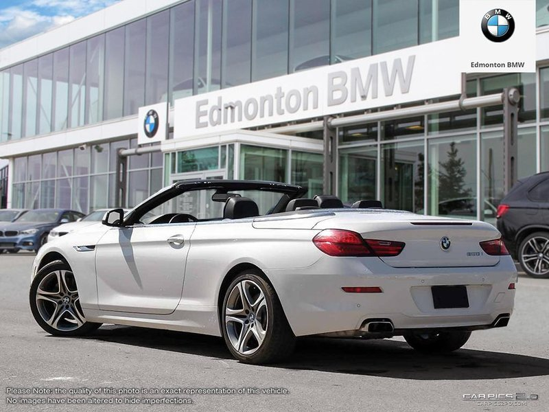 2012 BMW 6 Series for sale in Edmonton, Alberta