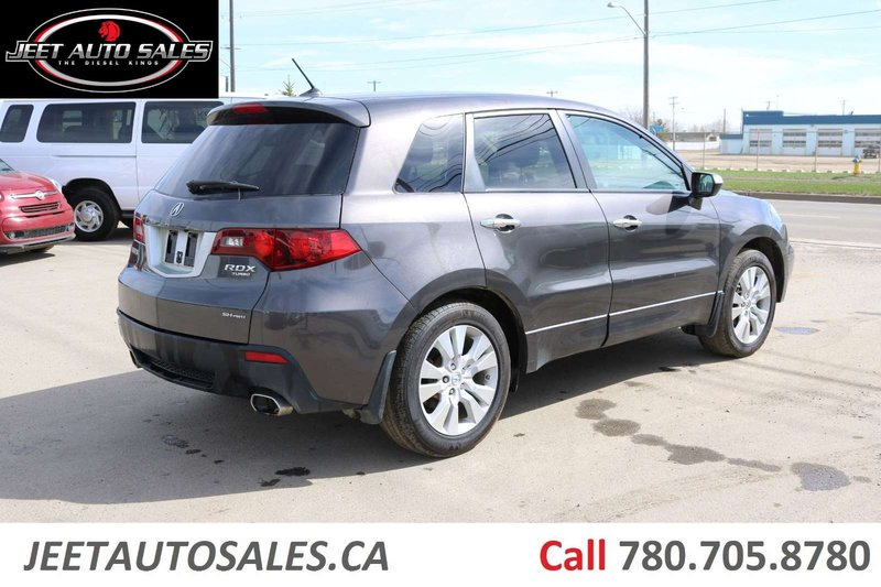 2010 Acura RDX for sale in Edmonton, Alberta