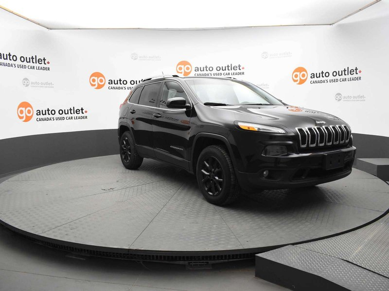2014 Jeep Cherokee for sale in Leduc, Alberta