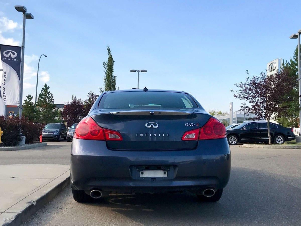 2008 Infiniti G35 Sedan for sale in Edmonton, Alberta