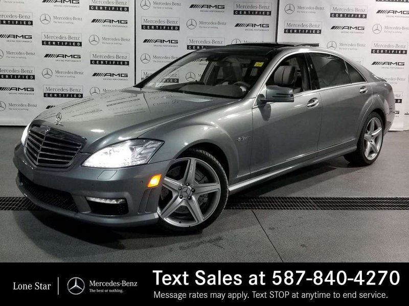 2010 Mercedes-Benz S-Class for sale in Calgary, Alberta