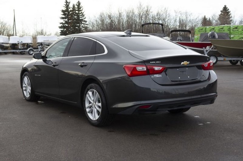 2017 Chevrolet Malibu for sale in Prince Albert, Saskatchewan