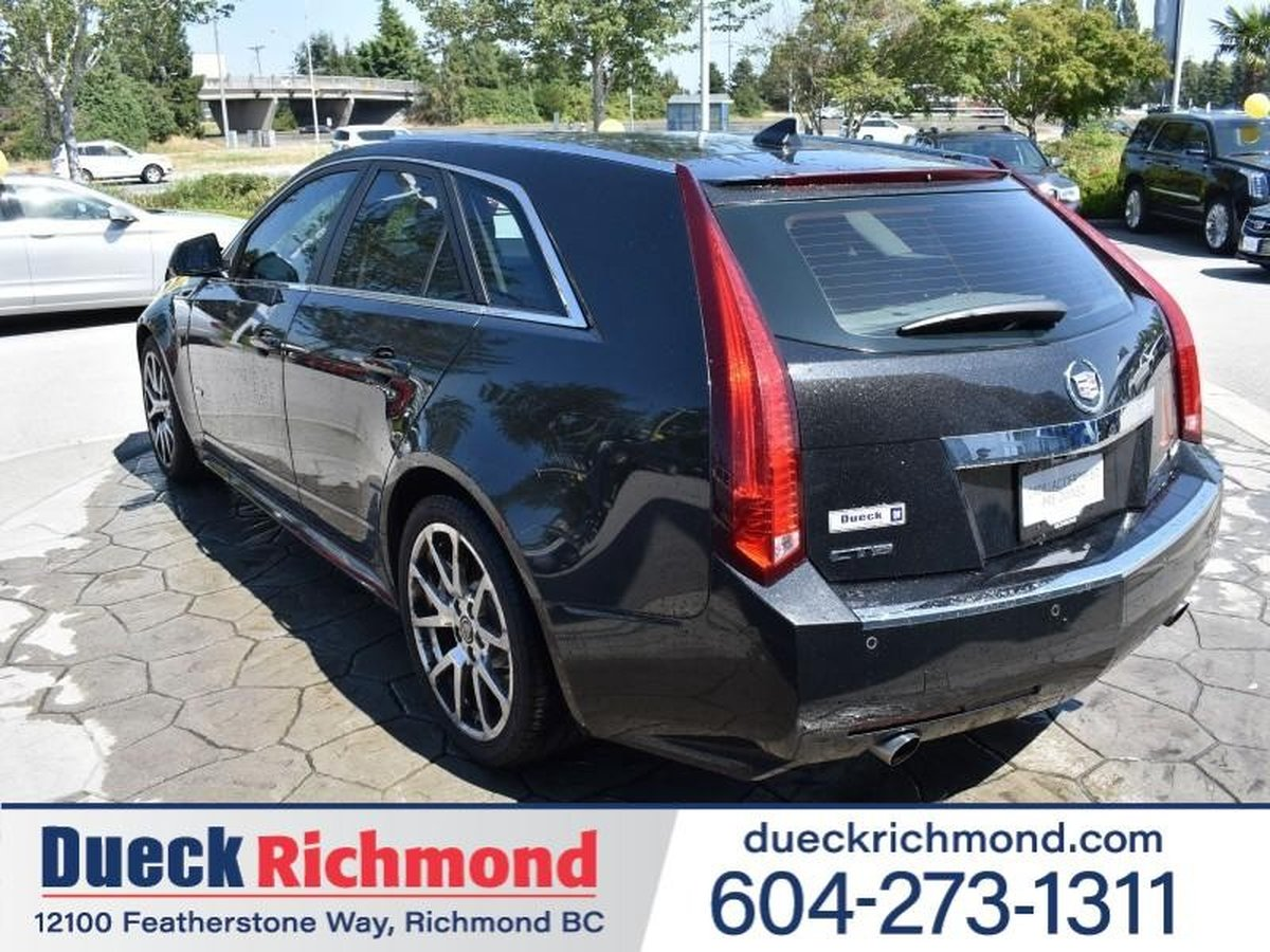 Cadillac Cts Wagon For Sale >> 2013 Cadillac Cts V Wagon For Sale In Richmond