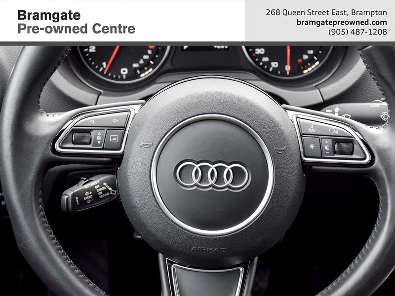 2015 Audi S3 for sale in Brampton, Ontario
