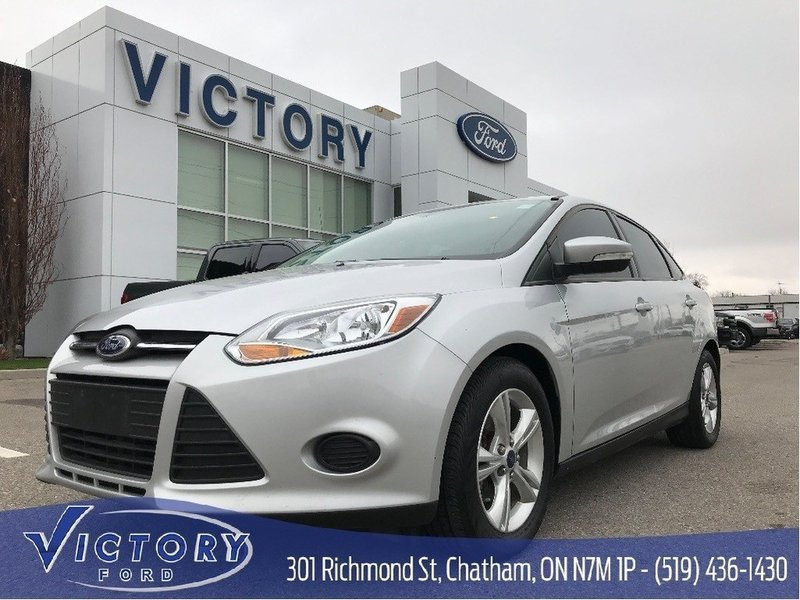 2014 Ford Focus for sale in Chatham, Ontario